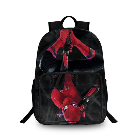 Spider Man Far From Home 2019 Boys Girls Backpack 18 Inch For School