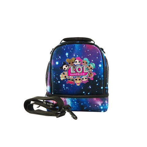 LOL Surprise 2019 Cute Two Compartment Lunch Bag