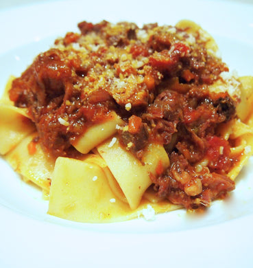 Pappardelle Ossobuco
