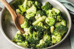 Sautéed or Steamed Broccoli