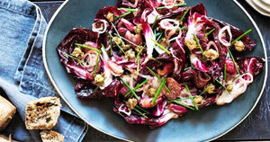 Full Radicchio Tray Salad