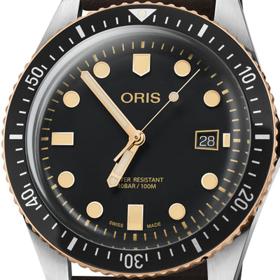 Oris Divers Sixty-Five Bronze Bezel 42 mm