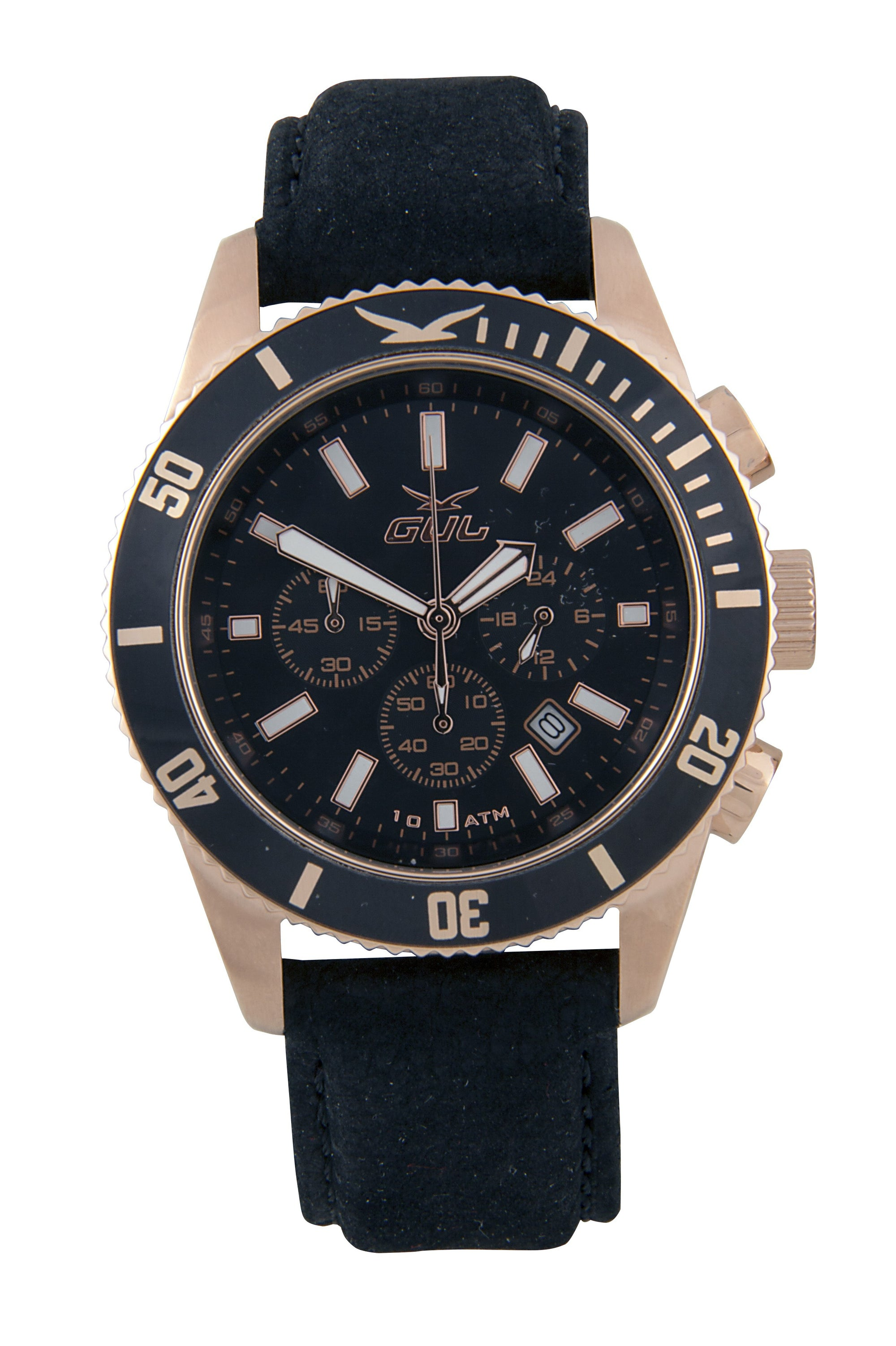 Gul Whitesands Chrono Rose black