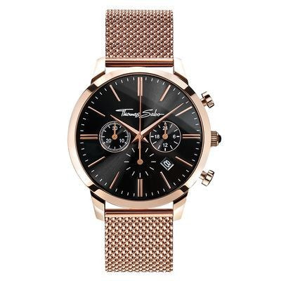 "Thomas Sabo Rose gold ""ETERNAL REBEL CHRONO"" KELLO"