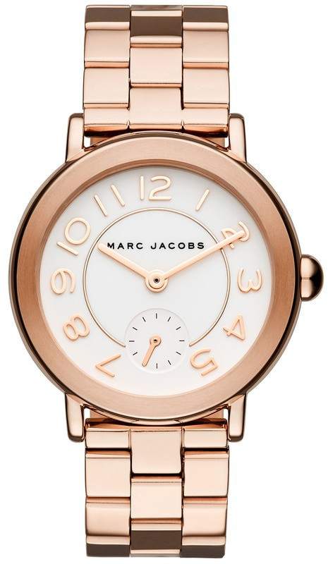 Marc Jacobs Riley rose gold MJ3471