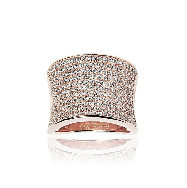 SORMUS DINAMI RING rose gold