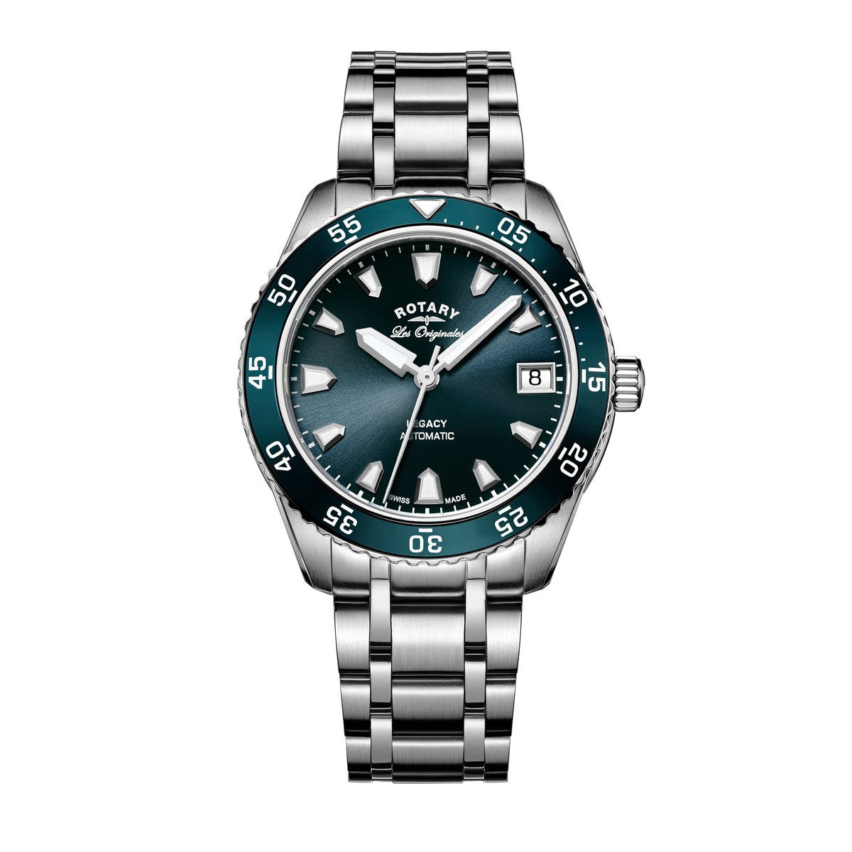 Rotary Legacy lady Ocean automatic R-LB90168-05