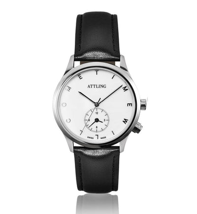 Efva Attling Time Will Come 20 Years Jubilee Watch leather