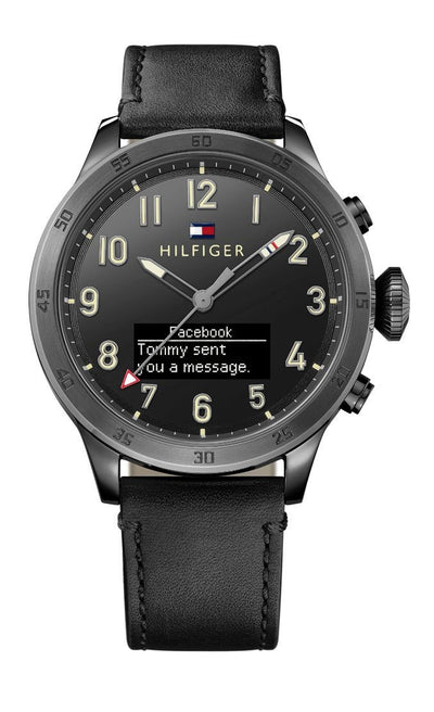 Tommy Hilfiger älykello TH24 / 7 TH1791301