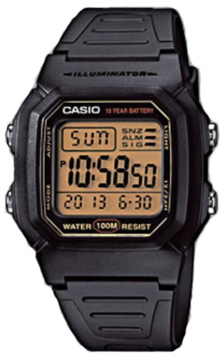 CASIO Collection W-800HG-9AVES digitaalikello