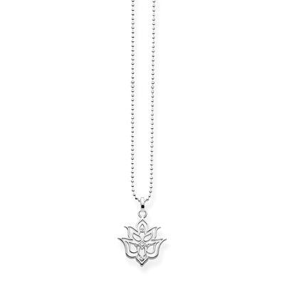 Thomas Sabo Lotus Flower Ornamentation kaulakoru D_KE0016-725-21
