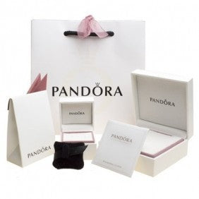 Pandora Infinity Love Locket Charm 792103cz