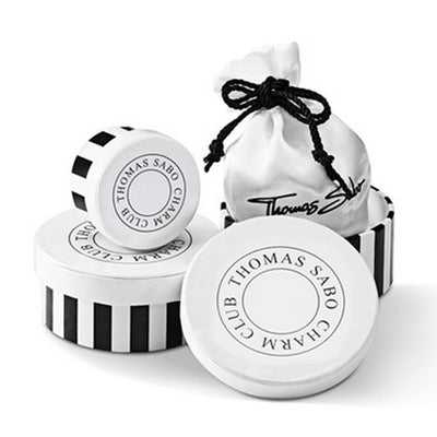 Thomas Sabo Hearts Mom, Dad, kids charm 1453-051-21