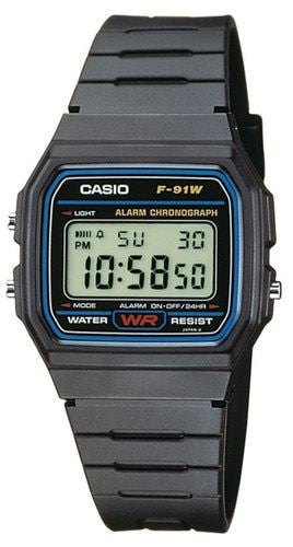 Casio Collection F-91W-1YEF Digitaalikello
