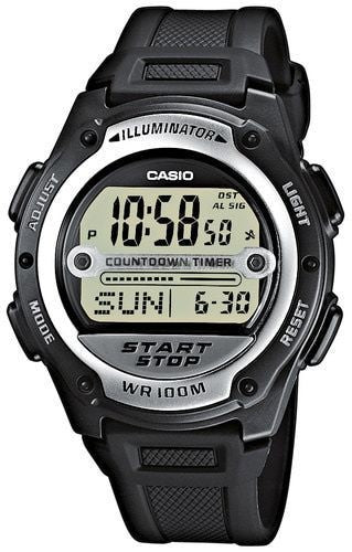 Casio Collection W-756-1AVES tuomarikello