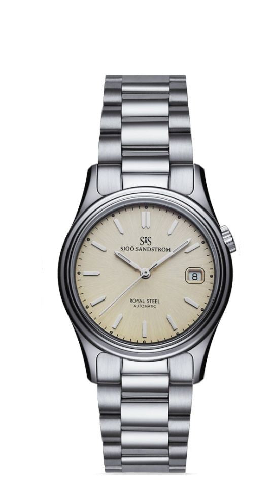 Sjöö Sandström Royal Steel Classic 36 mm 020265