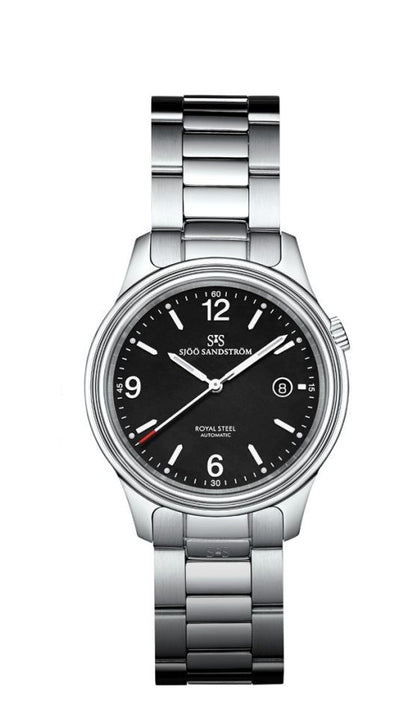 Sjöö Sandström Royal Steel Classic 41 mm 008713