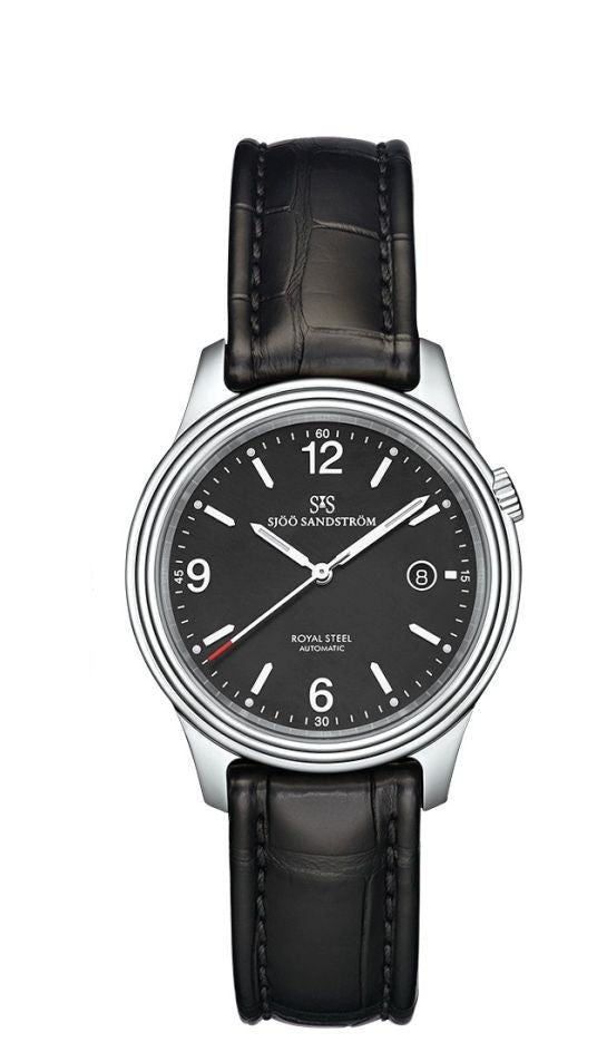 Sjöö Sandström Royal Steel Classic 41mm 008690