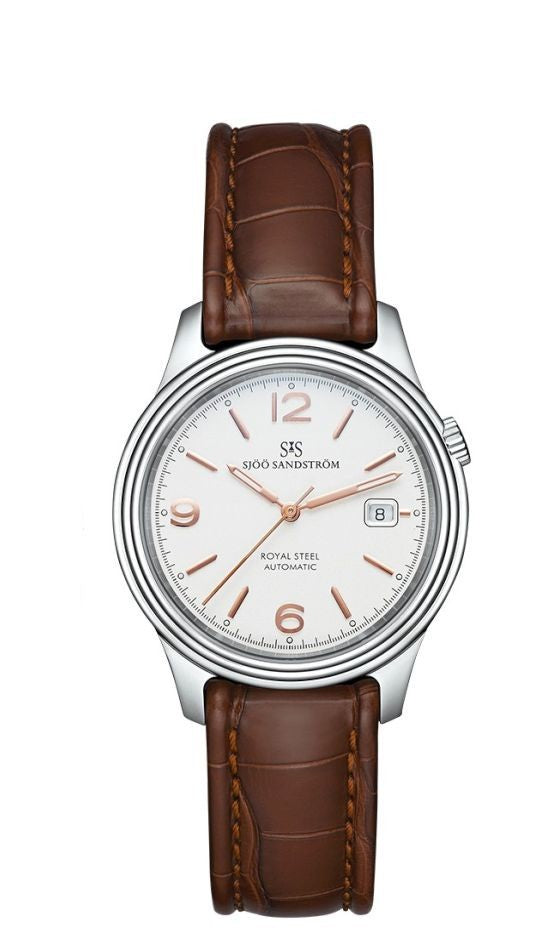 Sjöö Sandström Royal Steel Classic 41 mm 008928