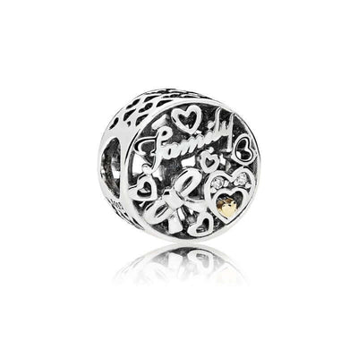 Pandora Family Tribute Charm 796267cz