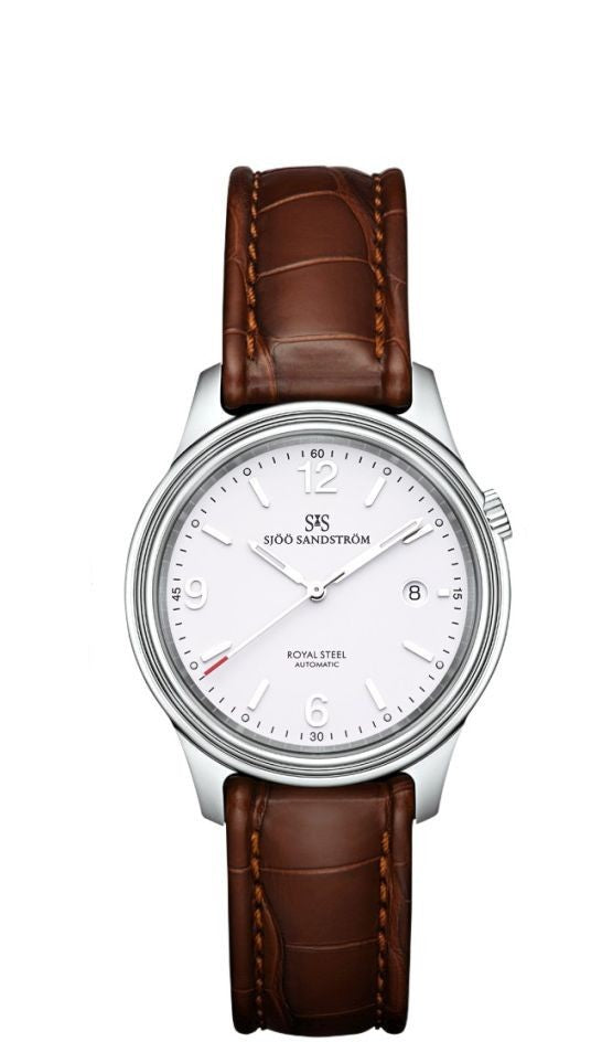 Sjöö Sandström Royal Steel Classic 41 mm 008591