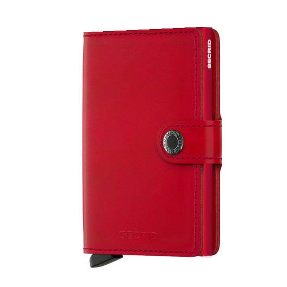Secrid Miniwallet Red lompakko