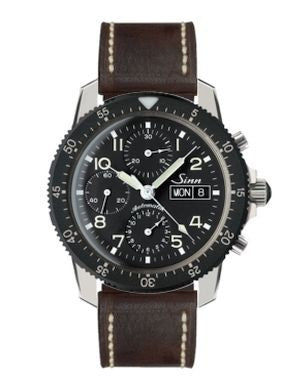 Sinn 103 St The traditional pilot chronograph