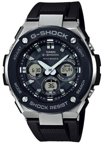 Casio G-Shock G-Steel GST-W300-1AER kello