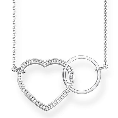 Thomas Sabo Together Heart Large kaulakoru