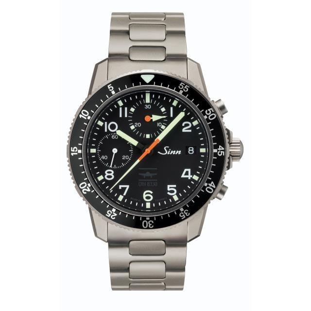 Sinn 103 Ti IFR The pilot watch for professional applications