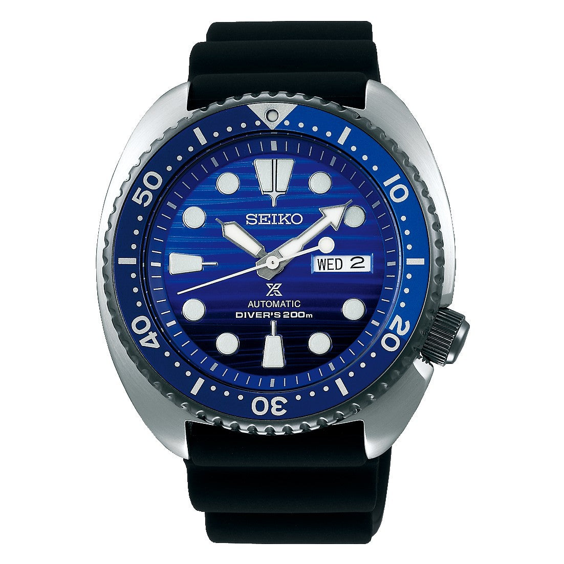 Seiko Prospex Turtle Automatic SRPC91K1 Save the Ocean kello