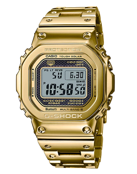 Casio G-Shock Full Metal 35th Anniversary Limited Edition GMW-B5000TFG-9ER