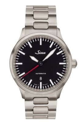 Sinn 836 The Instrumental Watch metallirannekkeella