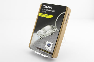 Troika Volkswagen Light Beetle 1964 avaimenperä LED-valolla