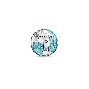 "Karma Bead "" wonderful world "" K0036-007-1"