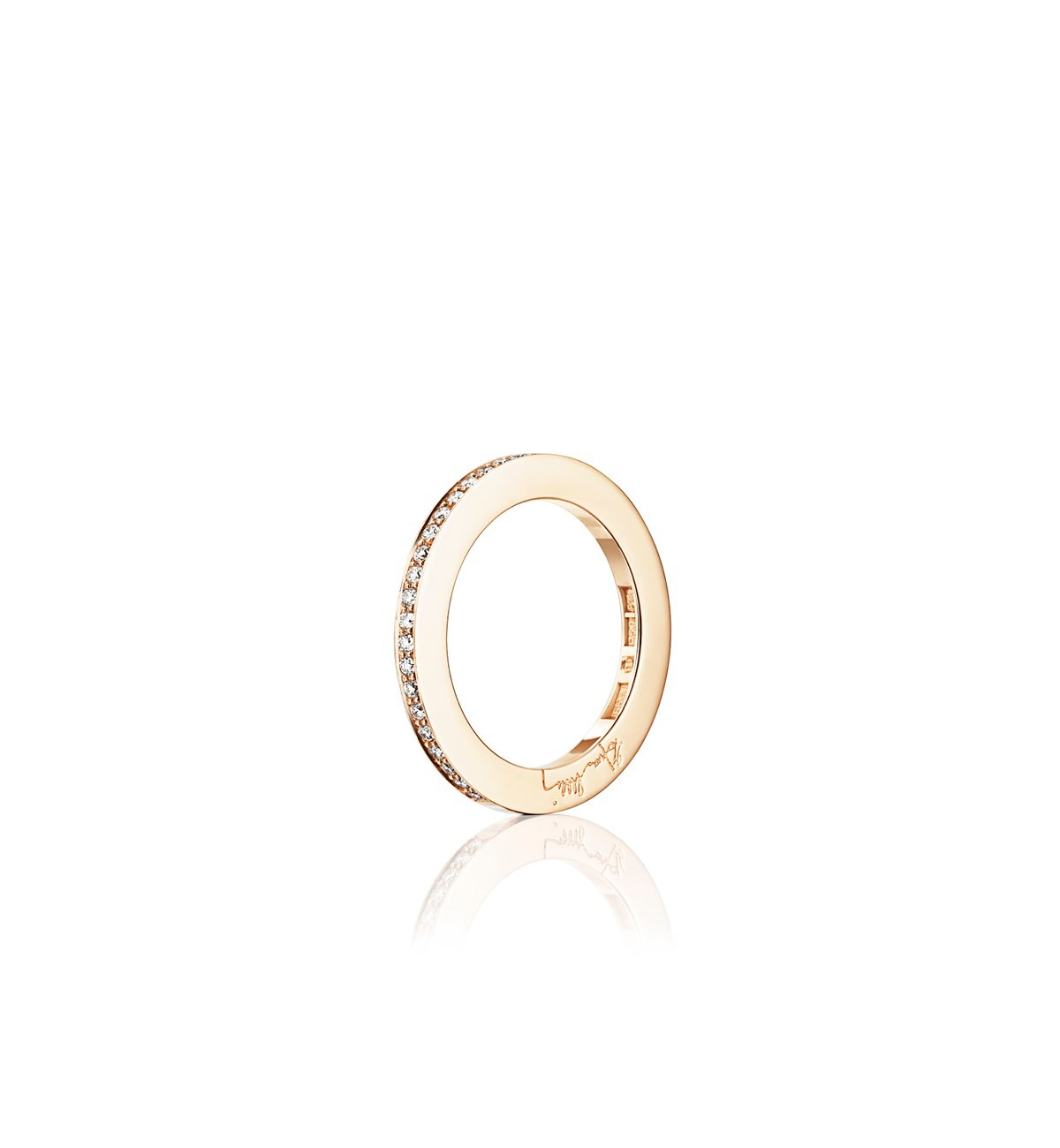 Efva Attling 21 Stars & Signature Ring timanttisormus