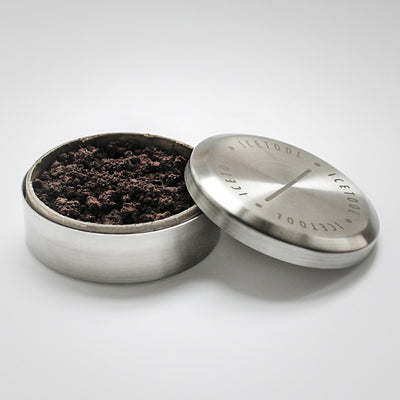 Icetool Tin Can Stainless Steel Loose Snus nuuskarasia