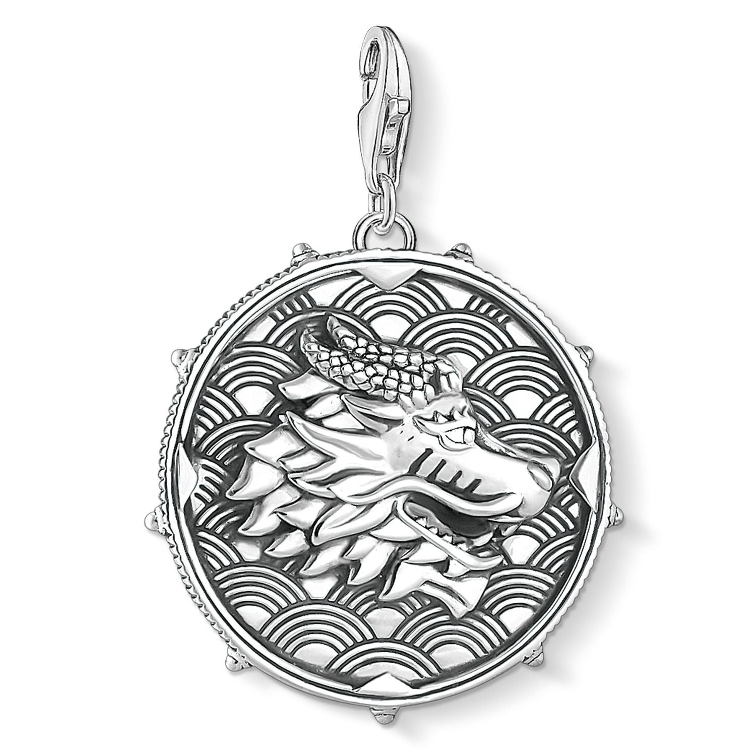 Thomas Sabo Charm Club Disc Dragon & Tiger 1699-637-21
