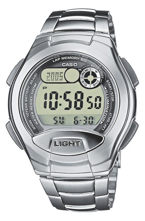 Casio Collection W-752D-1AVES kello