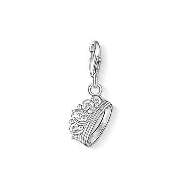 Thomas Sabo Crown charm 1011-001-12
