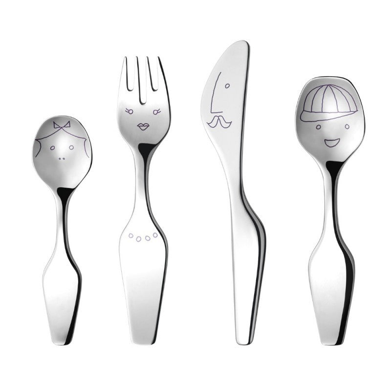 Georg Jensen Alfredo The Twist Family aterimet