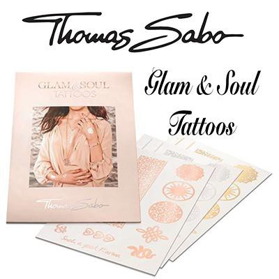 Thomas Sabo flash tattoo koru tatuointi
