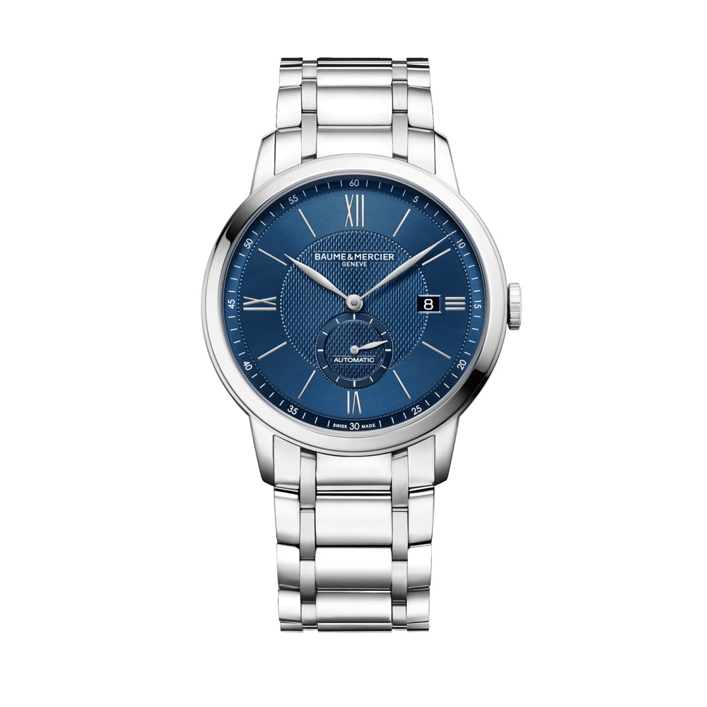 Baume & Mercier Classima Automatic Small Second 10481