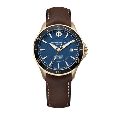 Baume & Mercier Clifton Club Automatic Bronze 10502