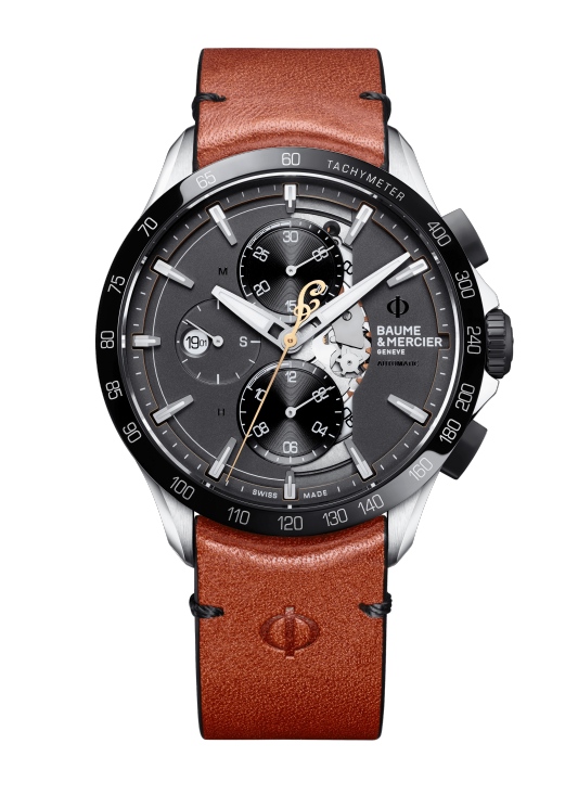 Baume & Mercier Clifton Club Chronograph Indian Scout Limited Edition 10402