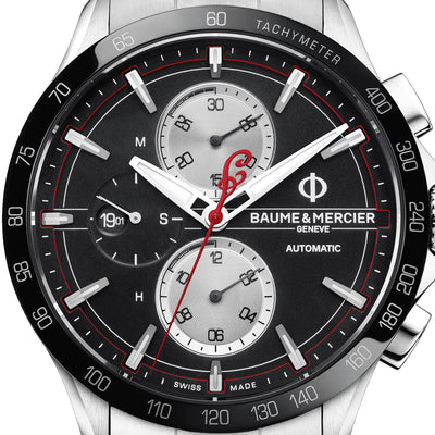 Baume & Mercier Clifton Club Chronograph Indian Legend Limited Edition 10403