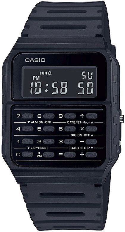Casio Back To The Future CA-53WF-1BEF Calculator