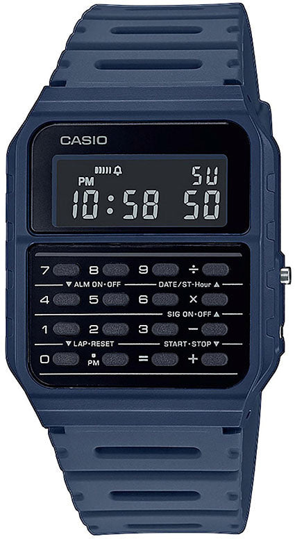 Casio Back To The Future CA-53WF-2BEF Calculator