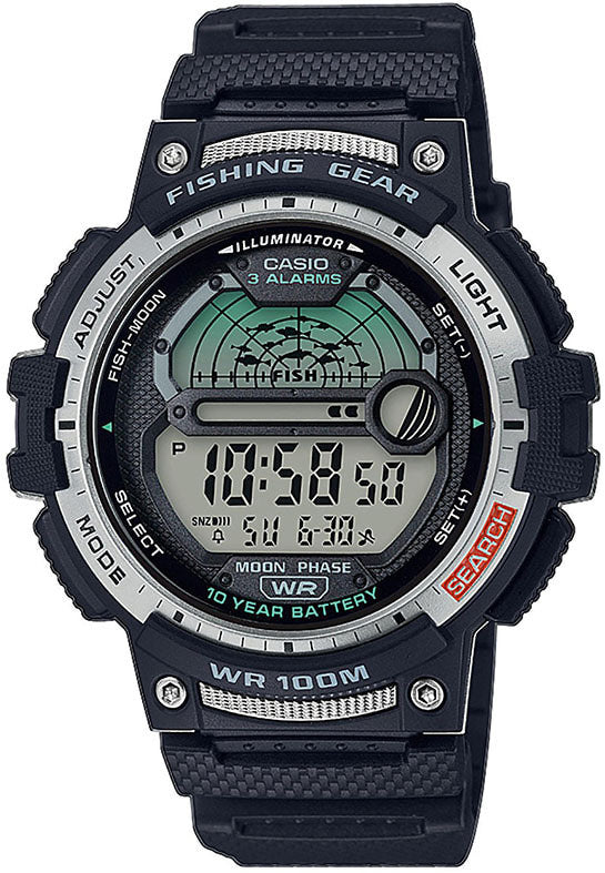 Casio Casio Fishing Gear WS-1200H-1AVEF