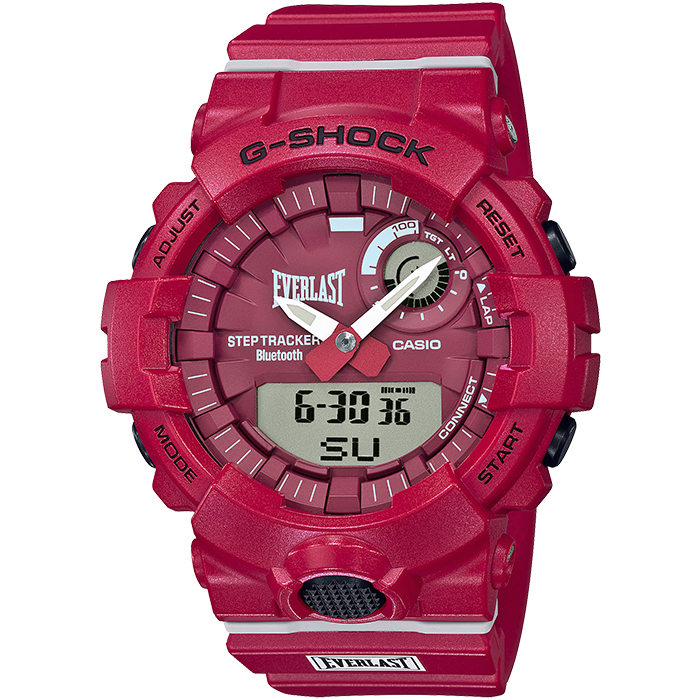 Casio G-Shock Everlast Limited Edition GBA-800EL-4AER kello